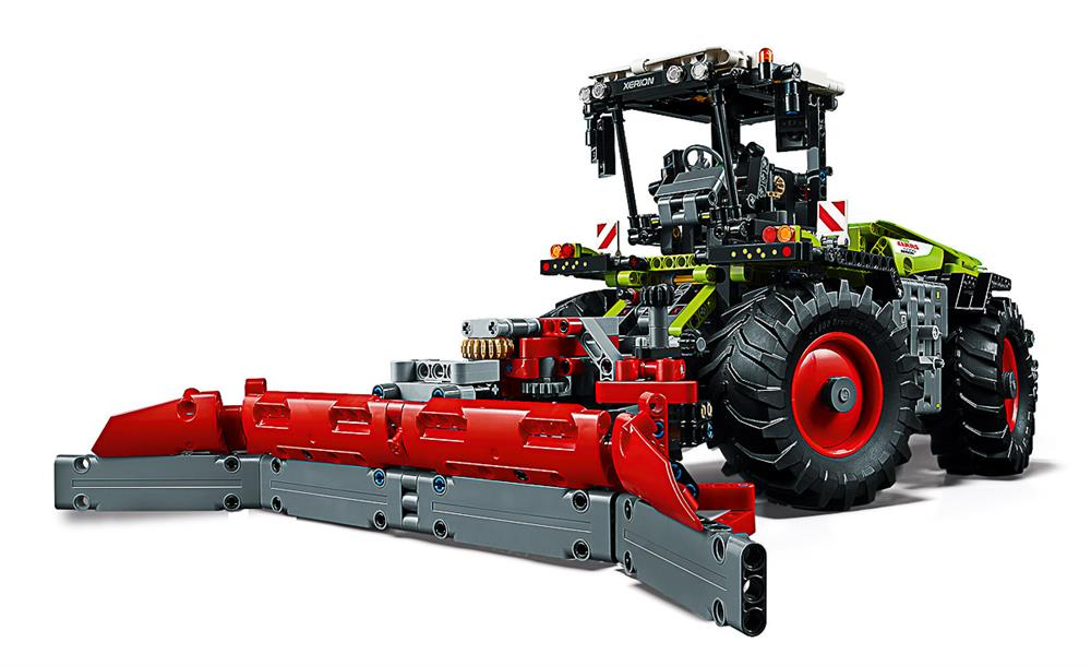 lego technic schaufelradbagger und claas xerion 5000 trac vc voltmaster rc modellbau news. Black Bedroom Furniture Sets. Home Design Ideas