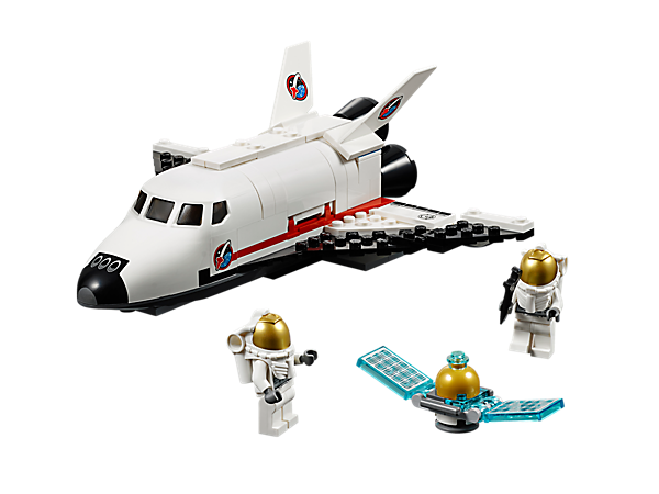 lego space shuttle bauplan - photo #39