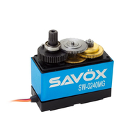 Savox - SW-0240MG digital Servo