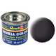 Revell - Email color teerschwarz matt - 14ml