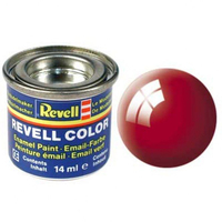Revell - Email color feuerrot glänzend - 14ml