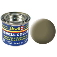 Revell - Email color dunkelgrün matt - 14ml