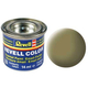 Revell - Email color gelb-oliv matt - 14ml
