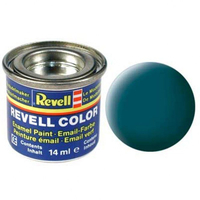 Revell - Email color seegrün matt - 14ml