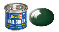 Revell - Email color moosgr�n gl�nzend - 14ml