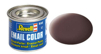 Revell - Email color lederbraun matt - 14ml