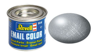 Revell - Email color eisen metallic - 14ml