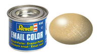 Revell - Email color gold metallic - 14ml