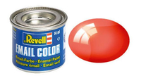 Revell - Email color rot klar - 14ml