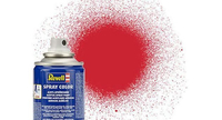 Revell - Spray color feuerrot seidenmatt - 100ml