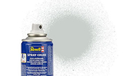 Revell - Spray color hellgrau seidenmatt - 100ml