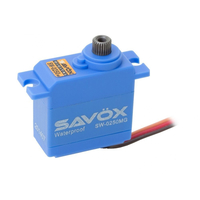Savox - SW-0250 MG digital Servo