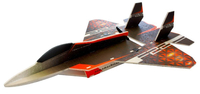 RC factory - F22 Raptor EPP - 730mm
