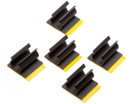 Extron - Cable holder U-Clip self-adhesive 9mm (5 pieces)