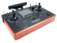Jeti - DC-24 Pultsender Carbon dark orange Multimode