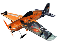RC factory - Edge 540 V3 Super lite orange EPP - 840mm
