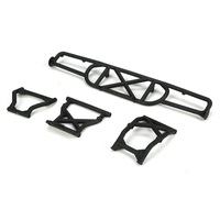 Horizon Hobby - Rear Bumper Pack: TEN-SCTE (LOSB2417)