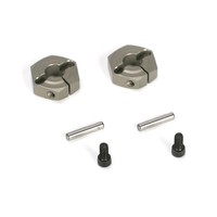 Horizon Hobby - Aluminum Clamping Wheel Hex (2): TEN-SCTE (LOSB3493)