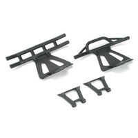 Horizon Hobby - Front/Rear Bumpers & Braces: LST,LST2,AFT...