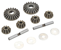 Horizon Hobby - Front/Rear Diff Bevel Gear Set: LST/2,AFT,MUG,MGB (LOSB3538)