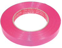 Much More - Farb Gewebe Band (Pink) 50m x 17mm (CS-TN)