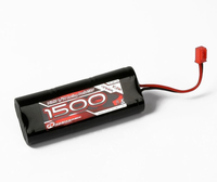 Robitronic - NiMH 7,2V, 1500mAh, 2/3 A, 1/18 Stick Pack (MP1500)