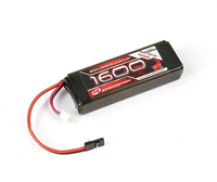 Robitronic - LiFe 6,6V, 1600mAh, 2/3A Straight, Empfängerpack (EH) (R05205)