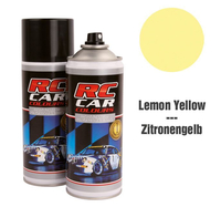RC Colours - Lexan Spray zitronengelb - 150ml