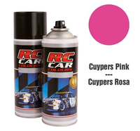 RC Colours - Lexan Spray cuypers pink - 150 ml
