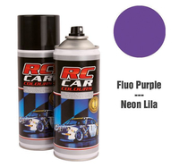 RC Colours - Lexan Spray fluoreszierend violett - 150 ml