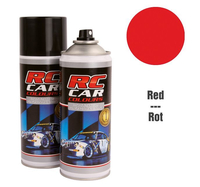 RC Colours - Lexan Spray rot - 150 ml