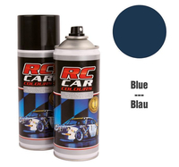 RC Colours - Lexan Spray blau - 150 ml