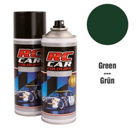 RC Colours - Lexan Spray grün - 150 ml