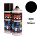 RC Colours - Lexan Spray schwarz - 150 ml