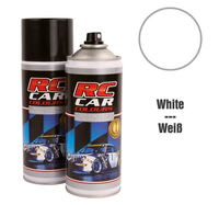 RC Colours - Lexan Spray weiß - 150 ml