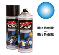RC Colours - Lexan Spray blau metalic - 150 ml