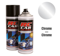 RC Colours - Lexan Spray chrome 150ml (RCC940)
