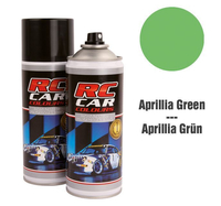 RC Colours - Lexan Spray aprillia grün - 150 ml
