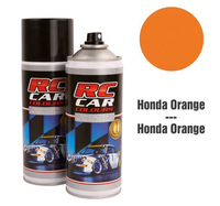 RC Colours - Lexan Spray Honda orange 945 150 ml (RCC945)