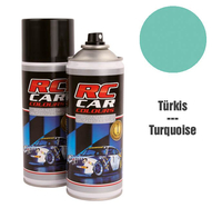 RC Colours - Lexan Spray türkis - 150 ml