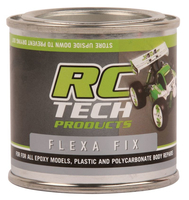 RC Colours - Lexan Reparaturkleber 100ml (RTC80)