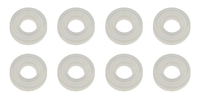 Team Associated - FT Low Friction X-Rings (8) (AS-91493)