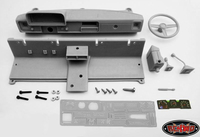 RC4wd - Highly Detailed Interior Set for Hilux, Bruiser...