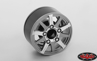 RC4wd - Vapor 1.55 Beadlock Wheels (RC4ZW0206)