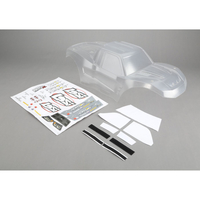 Horizon Hobby - Body, Clear with Sticker Set: MTXL (LOS250015)