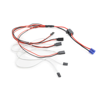 Horizon Hobby - On/Off Swtich and Wiring Harness: MTXL...