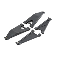 Horizon Hobby - Front Suspension Arm Set Upper/Lower:...