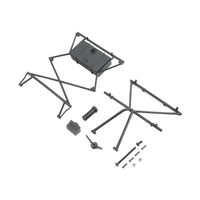 Horizon Hobby - Top Bar, X-Bar,Cover & Tire Mount: Baja Rey (LOS230011)