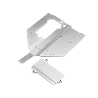 Horizon Hobby - Chassis Plate & Motor Cover Plate: Baja Rey (LOS231010)