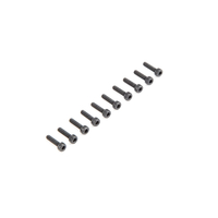 Horizon Hobby - Cap Head Screws M2.5 x 10mm (10) (LOS235002)